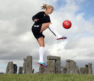 Love that Women's Soccer!