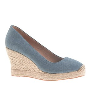jcrew wedge